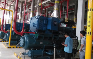 Mengniu Dairy purchased Wannan Y450-2 500KW 10KV IP23 Motor