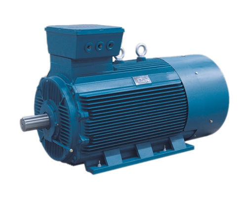IEC Large Frame Metric Motors