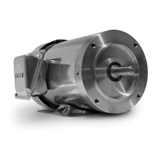 NS series Premium Efficient Stainless Steel Motors