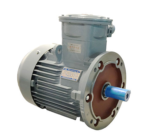 YB3 Series Explosion-proof Induction Motors