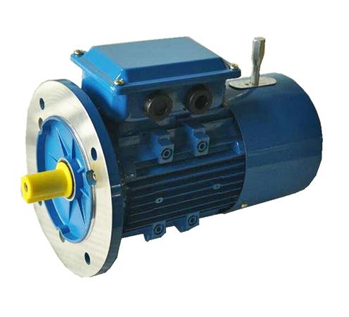 YE3EJ Series Super High efficiency AC Squirrel cage brake motors