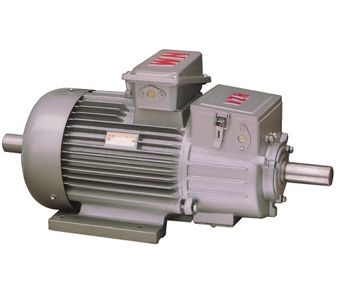 YZR/YZ Series Induction Motors for Cranes and Metallurgical Applications