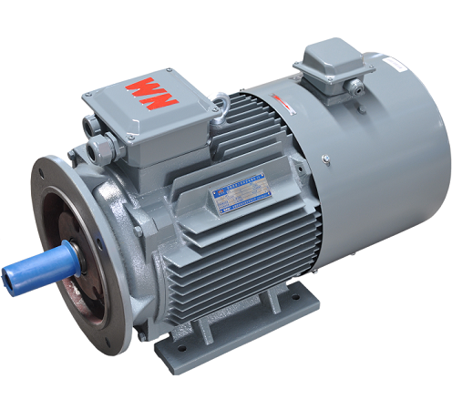 YZP Series Inverter and vector induction motors for Crane and Metallurgical Applications