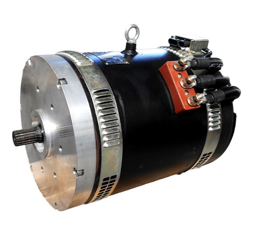 XQ(D) Series DC Traction Motors