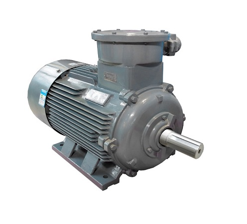YBX4 Series Super premium Efficiency IE4 Explosion-proof Induction Motors